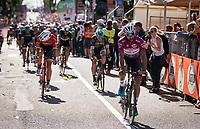 Fernando Gaviria (COL/Quick-Step Floors) wins his 4th stage in this 100th Giro d'Italia 2017<br /> <br /> Stage 13: Reggio Emilia &rsaquo; Tortona (167km)