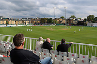 General view of play as spectators look on during Essex CCC vs Hampshire CCC, Specsavers County Championship Division 1 Cricket at The Cloudfm County Ground on 19th May 2017
