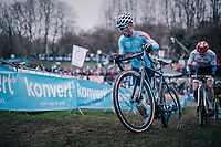 PAUWELS Kevin (BEL/Marlux-Bingoal)<br /> <br /> Brussels Universities Cyclocross (BEL) 2019<br /> Elite Men's Race<br /> DVV Trofee<br /> &copy;kramon