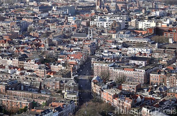 Nederland - Den Haag-  2018.   Gebied rond Station Holland Spoor.  Foto Berlinda van Dam / Hollandse Hoogte