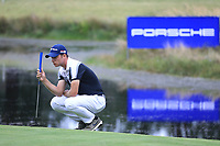 Guido Migliozzi (ITA) during the final round of the Porsche European Open , Green Eagle Golf Club, Hamburg, Germany. 08/09/2019<br /> Picture: Golffile | Phil Inglis<br /> <br /> <br /> All photo usage must carry mandatory copyright credit (© Golffile | Phil Inglis)