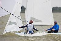 470 women, Day 4, May 27th, Delta Lloyd Regatta in Medemblik, The Netherlands (26/30 May 2011).