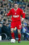 Jamie Carragher of Liverpool