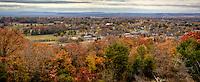 Altus Arkansas as seen from Saint Mary's Mountain.