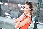 """Vanesa Romero during the premiere of the American Film """"Money Monster"""" at the Roof of the Torre Picasso in Madrid. May 18 2016. (ALTERPHOTOS/Borja B.Hojas)"""