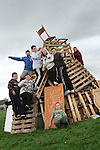 Ballsgrove Bonfire...Photo NEWSFILE/Jenny Matthews.(Photo credit should read Jenny Matthews/NEWSFILE)....This Picture has been sent you under the condtions enclosed by:.Newsfile Ltd..The Studio,.Millmount Abbey,.Drogheda,.Co Meath..Ireland..Tel: +353(0)41-9871240.Fax: +353(0)41-9871260.GSM: +353(0)86-2500958.email: pictures@newsfile.ie.www.newsfile.ie.FTP: 193.120.102.198.