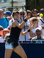 EUGENIE BOUCHARD (CAN)<br /> <br /> TENNIS - AEGON INTERNATIONAL - DEVONSHIRE PARK, EASTBOURNE - ATP - 500 - WTA PREMIER, GB - 2017  <br /> <br /> <br /> &copy; TENNIS PHOTO NETWORK