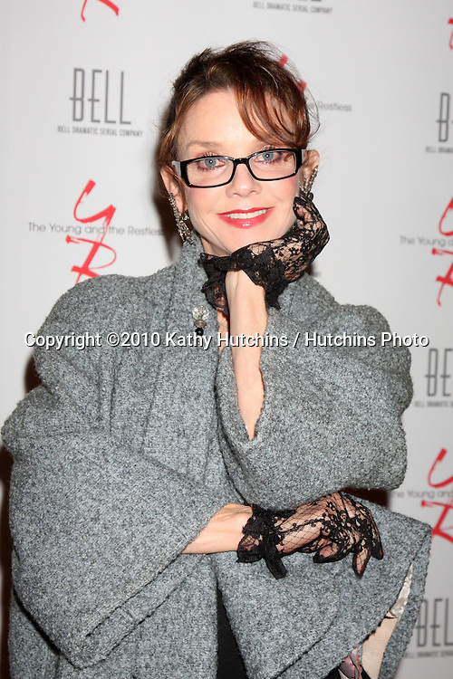 Judith Chapman.arrivng at The Young & The Restless 37th Anniversary Dinner.Via Allorro.Beverly Hills, CA.March 9, 2010.©2010 Kathy Hutchins / Hutchins Photo....