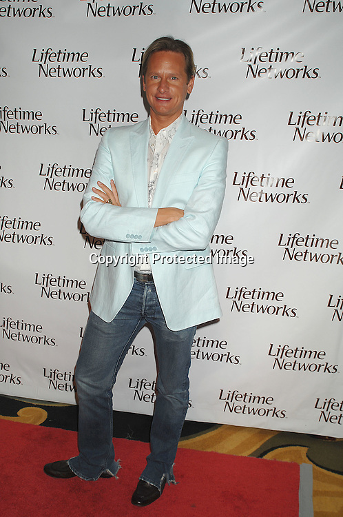 """Carson Kressley, star of new Reality Pilot """"How to Look Good Naked""""..at The Lifetime Television Upfront Announcement of their ..new season on april 24, 2007 at The Grand Hyatt Hotel in  ..New York City. ..Robin Platzer, Twin Images"""