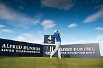 Dunhill Links Trophy Practise day Tuesday 30th September 2014.