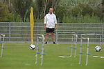 FBL 09/10 Traininglager  Werder Bremen Norderney 2007 Day 02<br /> <br /> Training Samstag morgen<br /> <br /> Thomas Schaaf ( Bremen GER - Trainer  COACH)<br /> <br /> Foto &copy; nph (nordphoto)