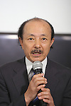 Kenshichiro Morishita, <br /> AUGUST 3, 2016 - Sports Climbing :<br /> Japan Mountaineering Association holds a press conference<br /> after it was decided that the sport of <br /> Sports Climbing would be added to the Tokyo 2020 Summer Olympic Games<br /> on August 3rd, 2016 in Tokyo, Japan.<br /> (Photo by AFLO SPORT)