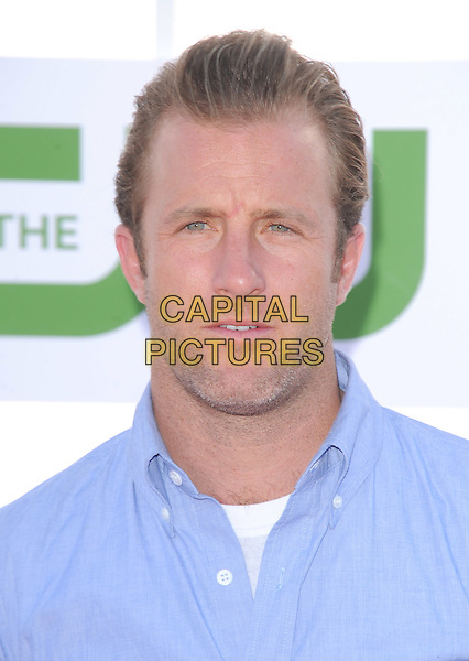 Scott Caan.CBS, CW, Showtime 2012 Summer TCA Party held at The Beverly Hilton Hotel, Beverly Hills, California, USA..July 29th, 2012.headshot portrait blue shirt .CAP/RKE/DVS.©DVS/RockinExposures/Capital Pictures.
