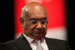 © Joel Goodman - 07973 332324 . 27/09/2016 . Liverpool , UK . KEITH VAZ in the conference hall at the ACC conference centre on the third day of the Labour Party Conference at the ACC in Liverpool . Photo credit : Joel Goodman