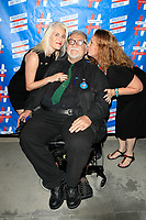 LOS ANGELES - SEP 25: Elena Christopoulos, Thom O'Shaughnessy, Julie Wedge at 'Pat Harris' California Democratic U.S. Senate run 2018 kick off' at Catalina Jazz Club Bar & Grill on September 25, 2017 in Hollywood, California