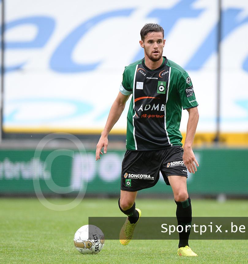 Cercle Brugge : Thibaut Van Acker <br /> foto VDB / BART VANDENBROUCKE