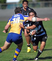 140405 Horowhenua Kapiti Club Rugby - Wanderers v Paraparaumu