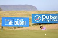 Kiradech Aphibarnrat (THA) during the ProAm of the 2018 Dubai Duty Free Irish Open, Ballyliffin Golf Club, Ballyliffin, Co Donegal, Ireland.<br /> Picture: Golffile | Jenny Matthews<br /> <br /> <br /> All photo usage must carry mandatory copyright credit (&copy; Golffile | Jenny Matthews)