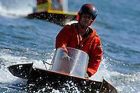 Howie Nichols (4-F) (hydro)....Stock  Outboard Winter Nationals, Ocoee, Florida, USA.13/14 March, 2010 © F.Peirce Williams 2010