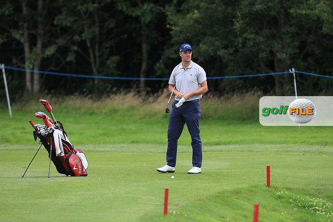 Ben Stow (ENG) on the 8th fairway during Round 2 of the Tayto Northern Ireland Open in partnership with Ulster Bank at Galgorm Castle Golf Club, Ballymena Co. Antrim on Saturday 30th July 2016.<br /> Picture:  Golffile | Thos Caffrey<br /> <br /> All photos usage must carry mandatory copyright credit   (&copy; Golffile | Thos Caffrey)