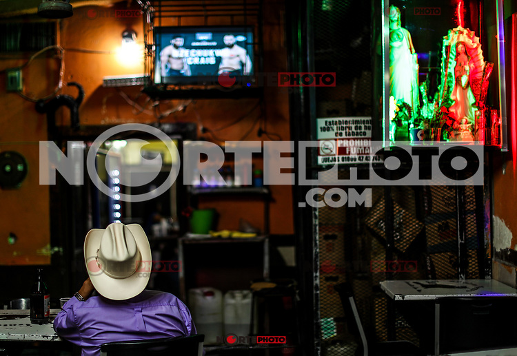 vida cotidiana, cantina, catina Gato Negro.<br /> Everyday life, canteen, catina Black Cat.<br /> (Photo:Luis Gutierrez/NortePhoto)