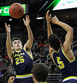 Clarkston vs West Bloomfield at the Breslin Center, Boys Varsity Basketball, March 24, 2017. Photos: Larry McKee, L McKee Photography. PLEASE NOTE: ALL PHOTOS ARE CUSTOM CROPPED. BEFORE PURCHASING AN IMAGE, PLEASE CHOOSE PROPER PRINT FORMAT TO BEST FIT IMAGE DIMENSIONS.  L McKee Photography, Clarkston, Michigan. L McKee Photography, Specializing in Action Sports, Senior Portrait and Multi-Media Photography. Other L McKee Photography services include business profile, commercial, event, editorial, newspaper and magazine photography. Oakland Press Photographer. North Oakland Sports Chief Photographer. L McKee Photography, serving Oakland County, Genesee County, Livingston County and Wayne County, Michigan. L McKee Photography, specializing in high school varsity action sports and senior portrait photography.