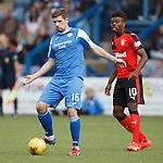 Kyle Hutton and Gedion Zelalem