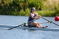 Race: 43  W.1x (Band 3)  Heat 1<br /> <br /> Peterborough Summer Regatta 2018 - Saturday<br /> <br /> To purchase this photo, or to see pricing information for Prints and Downloads, click the blue 'Add to Cart' button at the top-right of the page.