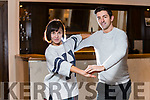 Aidan O'Mahoney and Valeria Milova who are in the final of RTE's Dancing with the Stars.