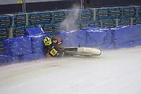 MOTORSPORT: HEERENVEEN: IJsstadion Thialf, 05-04-2018, IJsspeedway training, ©foto Martin de Jong