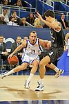 MADRID, Spain (19/01/11). Euroliga de baloncesto. Partido 1 del top 16, grupo G. Euroleague Basketball, Game 1 Top 16, Group G. Real Madrid vs Partizan MT:S..Sergio Rodriguez...©Raul Perez .