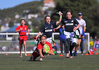 Day one of the 2019 Air NZ Rippa Rugby Championship at Wakefield Park in Wellington, New Zealand on Monday, 26 August 2019. Photo: Dave Lintott / lintottphoto.co.nz