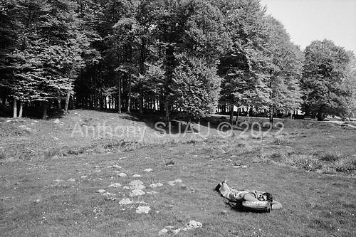 Simbata, Transylvania<br /> Romania<br /> May 1,1992