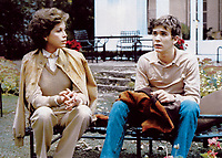 Ordinary People (1980) <br /> Mary Tyler Moore &amp; Timothy Hutton<br /> *Filmstill - Editorial Use Only*<br /> CAP/MFS<br /> Image supplied by Capital Pictures