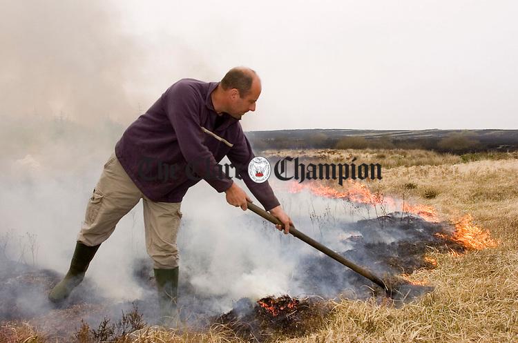 Bush Fire Lissycasey