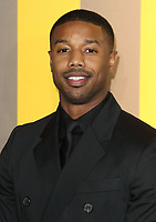 Michael B Jordan at the Black Panther European Premiere at the Eventim Apollo, Hammersmith, London on Thursday 8th February 2018<br /> CAP/ROS<br /> CAP/ROS<br /> &copy;ROS/Capital Pictures