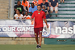 08 July 2015: Fort Lauderdale assistant coach Raoul Voss (GER). The Carolina RailHawks hosted the Fort Lauderdale Strikers at WakeMed Stadium in Cary, North Carolina in a North American Soccer League 2015 Fall Season match. The game ended in a 1-1 tie.