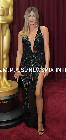 26.02.2017; Hollywood, USA: JENNIFER ANISTON <br /> Mandatory Photo Credit: &copy;AMPAS/NEWSPIX INTERNATIONAL<br /> <br /> IMMEDIATE CONFIRMATION OF USAGE REQUIRED:<br /> Newspix International, 31 Chinnery Hill, Bishop's Stortford, ENGLAND CM23 3PS<br /> Tel:+441279 324672  ; Fax: +441279656877<br /> Mobile:  07775681153<br /> e-mail: info@newspixinternational.co.uk<br /> Usage Implies Acceptance of Our Terms &amp; Conditions<br /> Please refer to usage terms. All Fees Payable To Newspix International