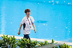 Masayo Imura (JPN), <br /> AUGUST 28, 2018 - Artistic Swimming : <br /> Women's Duet Technical Routine <br /> at Gelora Bung Karno Aquatic Center <br /> during the 2018 Jakarta Palembang Asian Games <br /> in Jakarta, Indonesia. <br /> (Photo by Naoki Morita/AFLO SPORT)