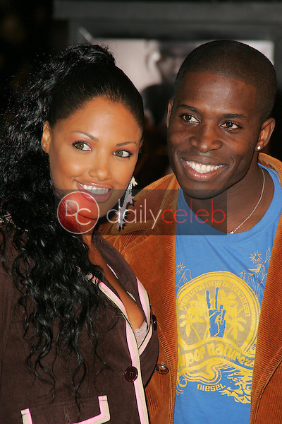 KD Aubert and friend<br />
