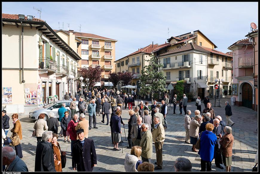 SETTIMO TORINESE - Domenica di Pasqua in Piazza San Pietro in Vincoli.