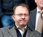 Nederland, Nijmegen, 3 februari 2013.Eredivisie .Seizoen 2012-2013.N.E.C.-Vitesse.Erwin Kasakowski, algemeen directeur van Vitesse.