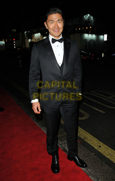 Rick Yune at the Annabel's new extension and refurbishment VIP dinner, Annabel's, Berkeley Square, London, England, UK, on Friday 30 September 2016.<br /> CAP/CAN<br /> &copy;CAN/Capital Pictures