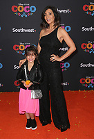 08 November 2017 - Hollywood, California - Courtney Laine Mazza, Gia Francesca Lopez. Disney Pixar's &quot;Coco&quot; Los Angeles Premiere held at El Capitan Theater. <br /> CAP/ADM/FS<br /> &copy;FS/ADM/Capital Pictures