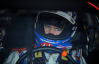 Apr 24, 2009; Talladega, AL, USA; NASCAR Sprint Cup Series driver Bobby Labonte during practice for the Aarons 499 at Talladega Superspeedway. Mandatory Credit: Mark J. Rebilas-