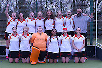 Brentwood HC Ladies 2nd XI vs Havering HC Ladies 21-03-15