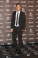 "Unax Ugalde attends the ""ICON Magazine AWARDS"" Photocall at Italian Consulate in Madrid, Spain. October 1, 2014. (ALTERPHOTOS/Carlos Dafonte) /nortephoto.com"