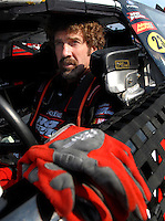Feb 10, 2007; Daytona, FL, USA; Nascar Nextel Cup driver Boris Said (60) during practice for the Daytona 500 at Daytona International Speedway. Mandatory Credit: Mark J. Rebilas