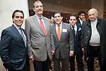 Presentation speakers with Vicente Fox.