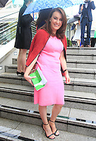 03/06/2014  <br /> Mairead Farrell<br /> during the Pride of Ireland awards at the Mansion House, Dublin.<br /> Photo: Gareth Chaney Collins